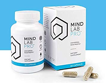 Mind Lab Pro Universal Nootropics Bottle